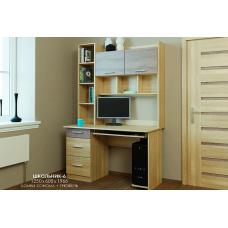 Письменный стол Эверест Школьник-6