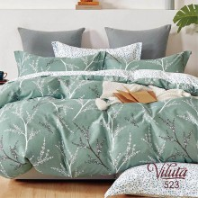 Комплект постельного белья Viluta Сатин Twill 523