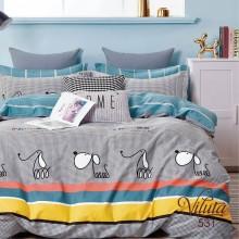 Комплект постельного белья Viluta Сатин Twill 531