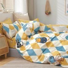 Комплект постельного белья Viluta Сатин Twill 532