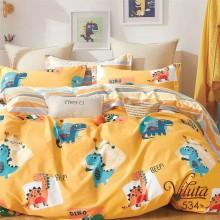 Комплект постельного белья Viluta Сатин Twill 534