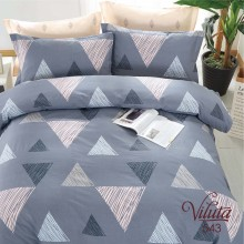 Комплект постельного белья Viluta Сатин Twill 543