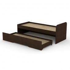 Кровать Компанит 80+70