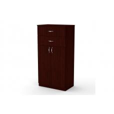 Шкаф книжный Компанит КШ-14