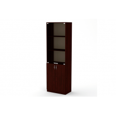 Шкаф книжный Компанит КШ-6