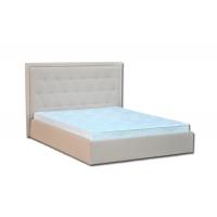 Кровать Вика Камелия без матраса и ламелей