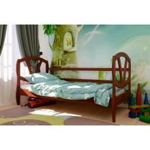 Кровать деревянная ЧДК Виктория детская