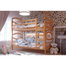 Кровать деревянная ЧДК Наутилус двухъярусная