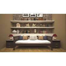 Кровать детская деревянная ТИС Рондо 3, бук