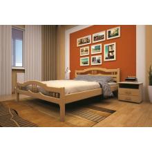 Кровать деревянная ТИС Юлия 1, дуб