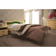 Кровать деревянная ТИС Юлия 2, дуб
