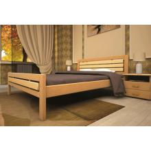 Кровать деревянная ТИС Модерн 1, дуб