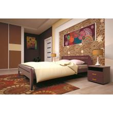Кровать деревянная ТИС Новое 1, сосна