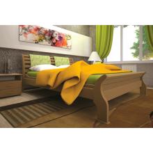 Кровать деревянная ТИС Ретро 2, бук