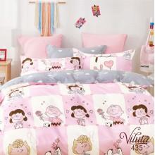 Комплект постельного белья Viluta Сатин Twill 435