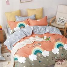 Комплект постельного белья Viluta Сатин Twill 442