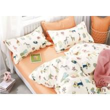 Комплект постельного белья Viluta Сатин Twill 471