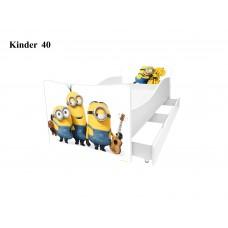 Кровать ViorinaDeko Kinder