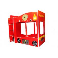 Кровать ViorinaDeko Пожарная Ф-0002 двухъярусная