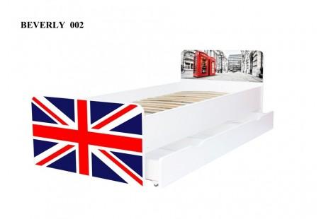 Кровать ViorinaDeko Beverly