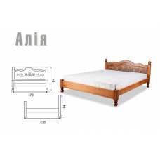 Кровать деревянная Sovinion Алия