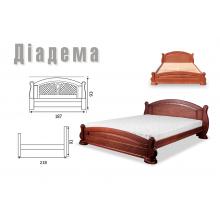Кровать деревянная Sovinion Диадема
