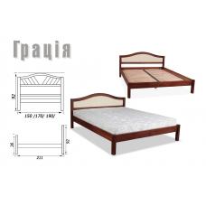 Кровать деревянная Sovinion Грация