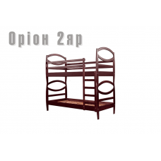 Кровать деревянная Sovinion Орион двухъярусная