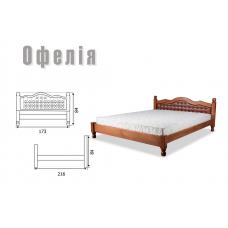 Кровать деревянная Sovinion Офелия