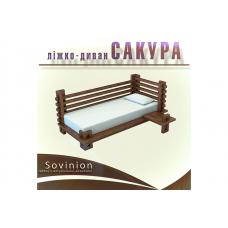 Кровать деревянная Sovinion Сакура-диван
