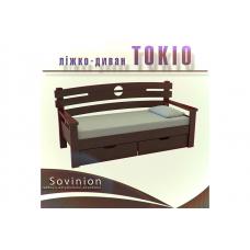 Кровать деревянная Sovinion Токио-диван