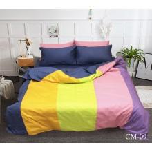 Комплект постельного белья TAG Tekstil Color mix CM-09