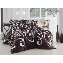 Комплект постельного белья TAG Tekstil Ruya kahve