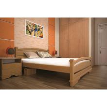 Кровать деревянная ТИС Атлант 2, бук