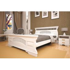 Кровать деревянная ТИС Атлант 23, дуб