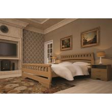 Кровать деревянная ТИС Атлант 4, сосна
