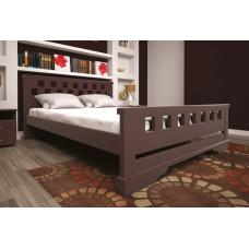 Кровать деревянная ТИС Атлант 9, дуб