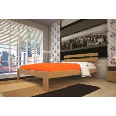 Кровать деревянная ТИС Домино 1, дуб