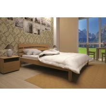 Кровать деревянная ТИС Домино 3, бук