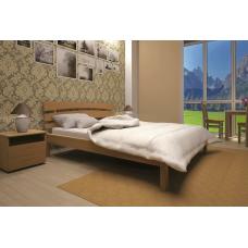 Кровать деревянная ТИС Домино 3, дуб