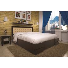 Кровать деревянная ТИС Кармен, бук