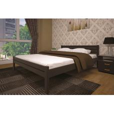 Кровать деревянная ТИС Классика, дуб