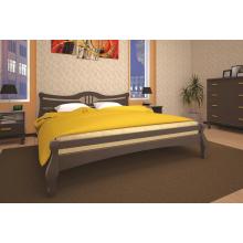 Кровать деревянная ТИС Корона 1, дуб