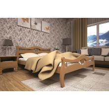 Кровать деревянная ТИС Корона 2, дуб