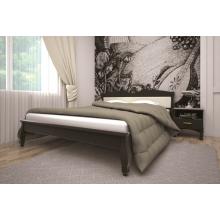 Кровать деревянная ТИС Корона 3, дуб
