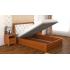 Кровать деревянная Da-Kas Милена с подъемным механизмом