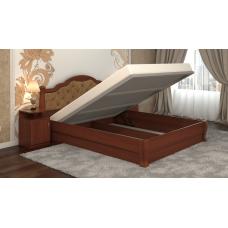 Кровать Da-Kas Татьяна Элегант Люкс с подъемным механизмом