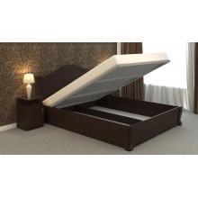 Кровать Da-Kas Татьяна Элегант с подъемным механизмом