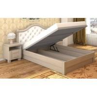 Кровать деревянная Da-Kas Екатерина с подъемным механизмом
