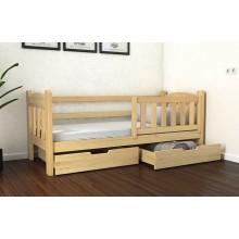 Кровать деревянная Луна Элли, массив